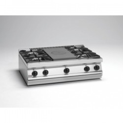 Kuchnia gazowa z płytą grzewczą FAGOR  CG7-50